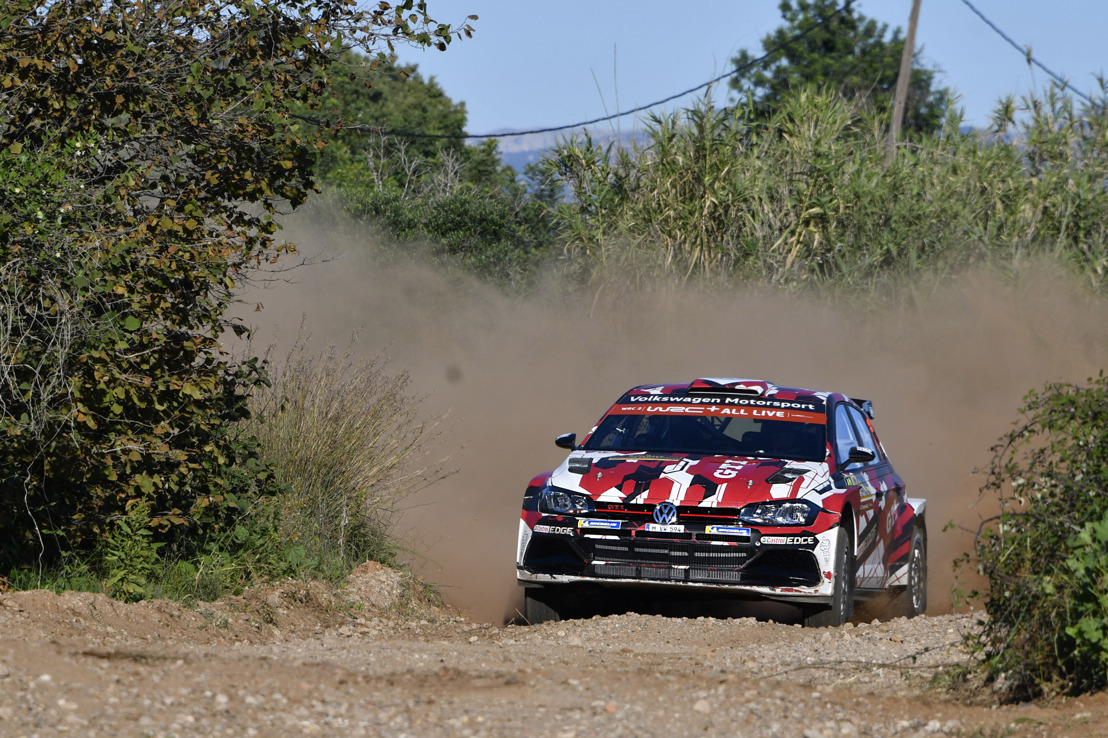 Debut of the Polo GTI R5 – News from the Rally Spain