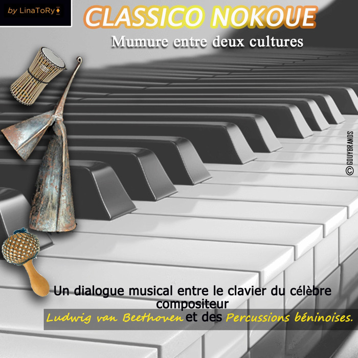 """""""Classico Nokoué"""" by LinaToRy, murmure entre deux cultures."""