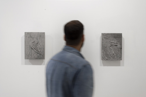 Luca Monterastelli's first solo show at KETELEER GALLERY