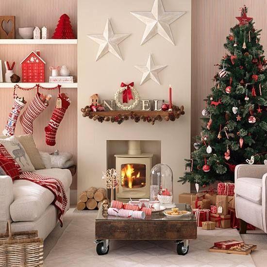 Decora tu casa esta Navidad con Pinterest