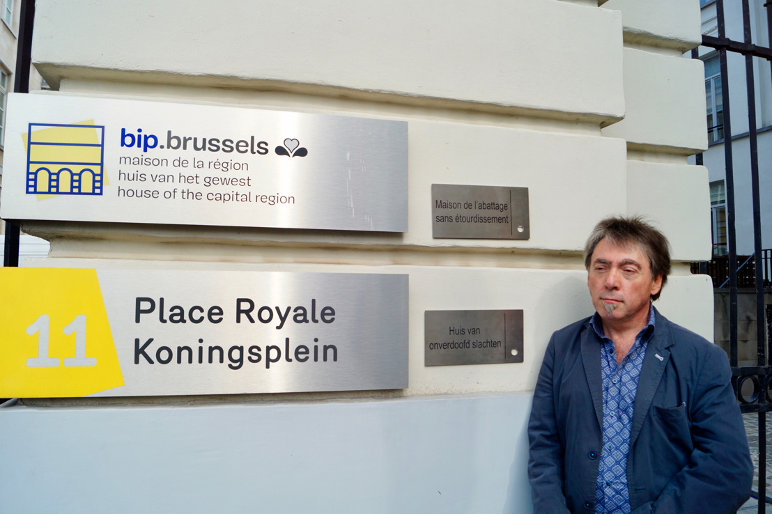 GAIA rebaptise la Maison de la Région bruxelloise en « Maison de l'abattage sans étourdissement »