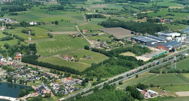 Nieuw bedrijventerrein Terlocht in Londerzeel