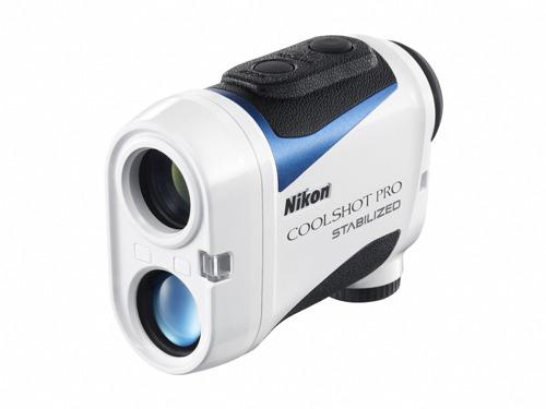 Nikon introduceert de COOLSHOT PRO STABILIZED-laserafstandsmeter voor golfers