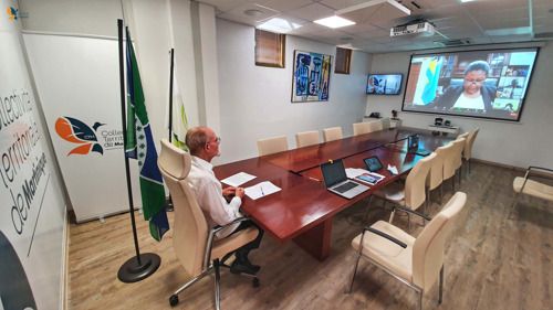 5ème Session de l'Assemblée de l'OECS : Intervention du PCE