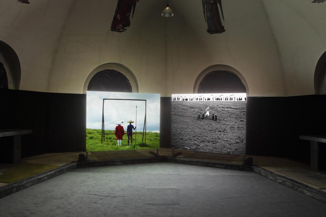 Tracing the future: een kunstenparcours in Leuven met Utopia als inspiratiebron