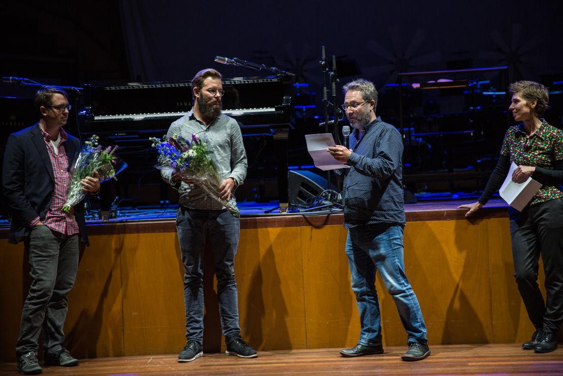 Aart Strootman & Joe Cutler (c) Herre Vermeer