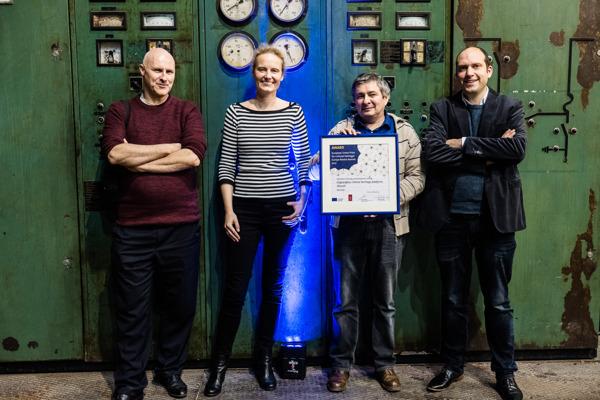 Europa Nostra-prijs overhandigd aan Vlaams-Brabantse medewerkers dienst erfgoed