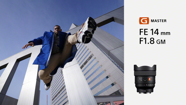 Preview: Sony Electronics Continues to Push Boundaries with the Introduction of the Compact, Ultra-wide Angle, Large Aperture FE 14mm F1.8 G Master™ Prime Lens