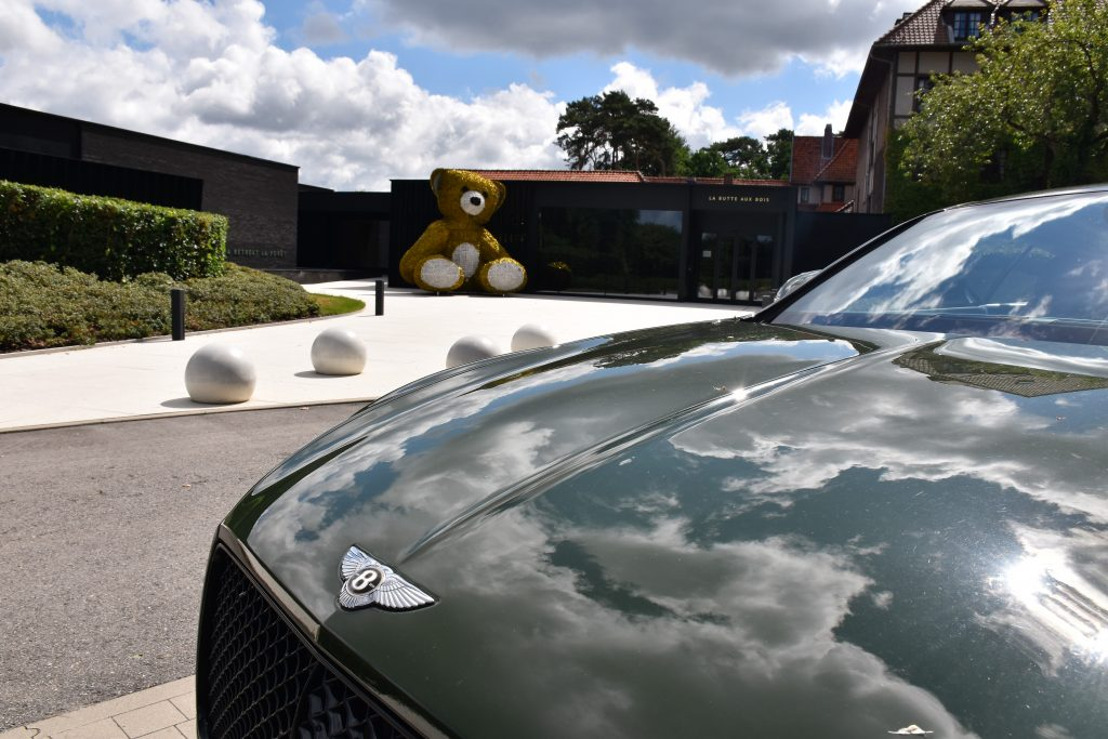 Bentley Antwerp opens the first Belgium Bentley Boutique in the five-star superior hotel La Butte aux Bois in Lanaken.