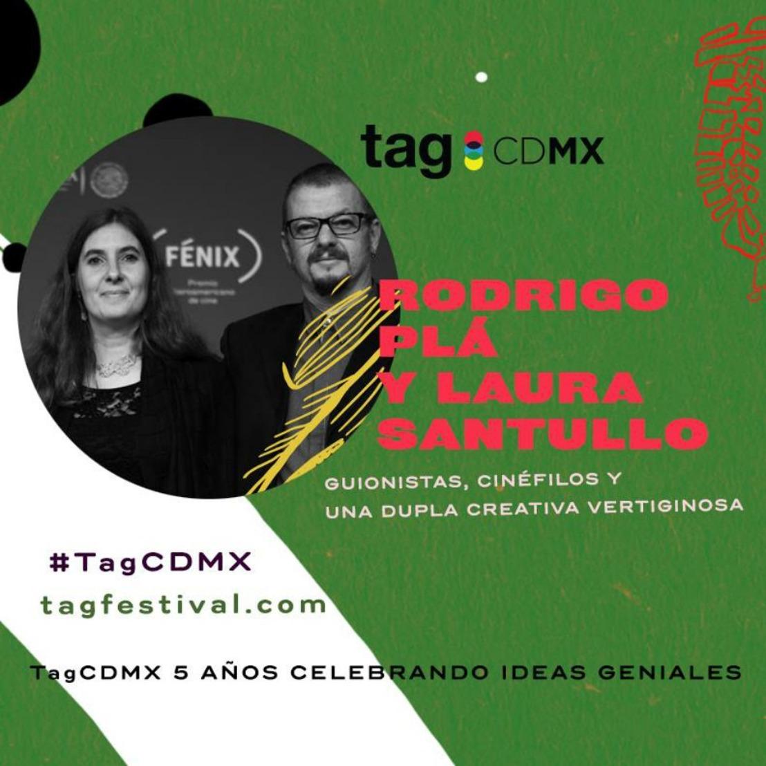 Cinema23 y Premios Fénix participan hoy en Tag CDMX 2017