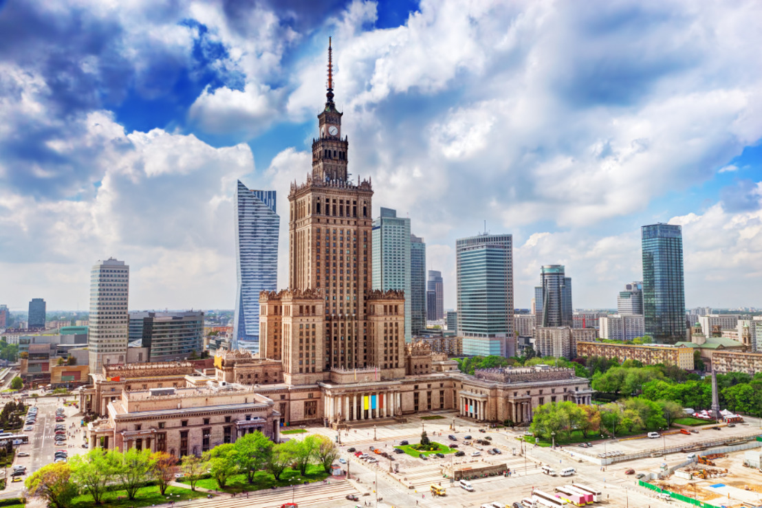 To rekord: średnia cena mieszkania w Warszawie przekroczyła 10 000 zł za metr!