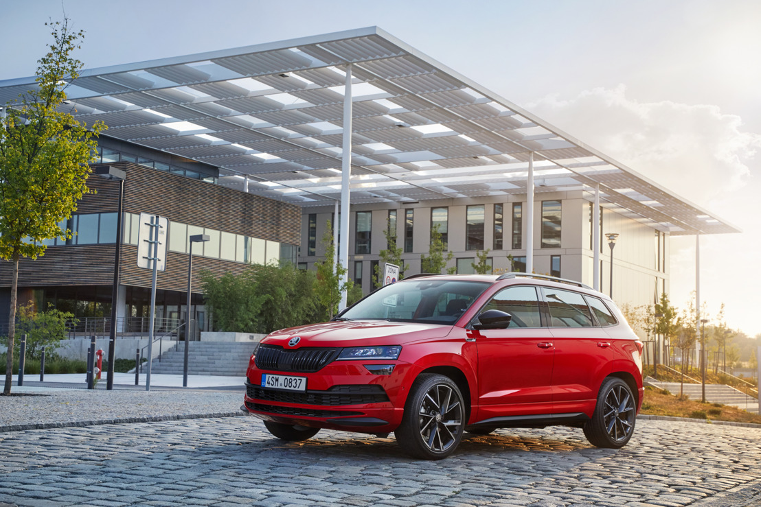 ŠKODA delivers 99,400 vehicles to customers worldwide in October