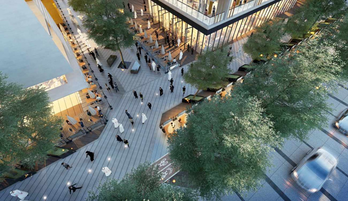 استعراض حلول تنسيق المواقع والبنية التحتية والتطوير العمراني في ظل انتشار مشاريع المساحات الخارجية والخضراء في أنحاء الإمارات العربية المتحدة