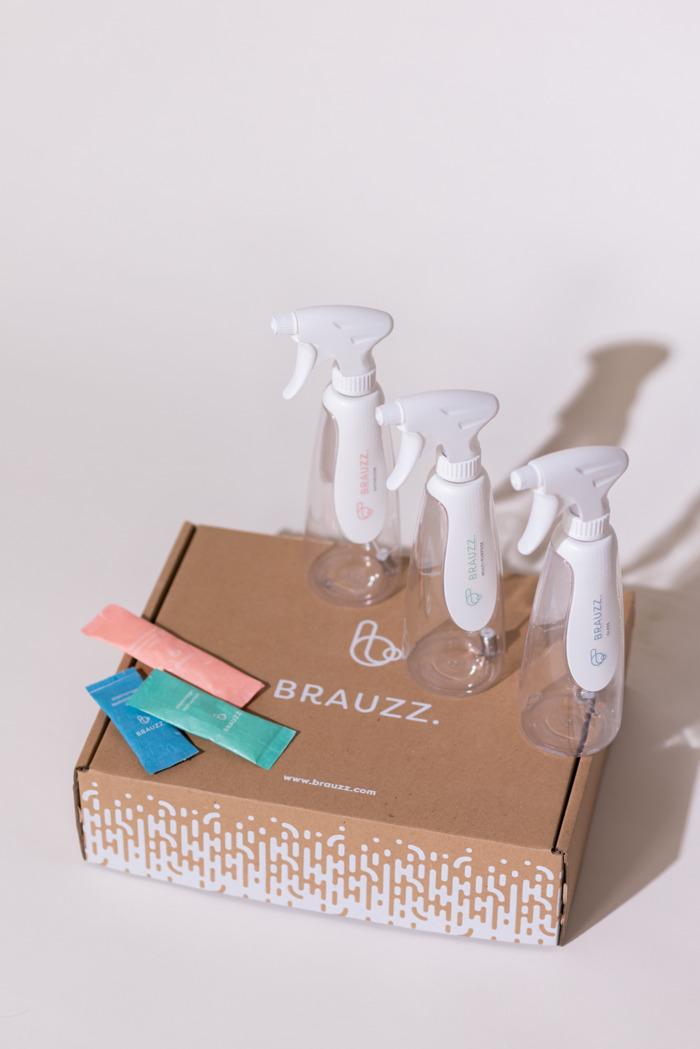 Drie jonge Belgen zetten de poetswereld op zijn kop met BRAUZZ.