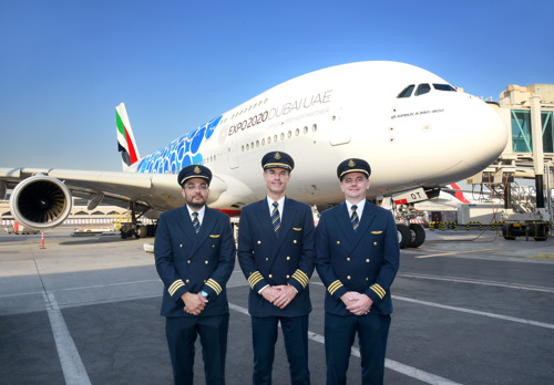 A double debut for the double-decker: Emirates launches two daily A380 flights to Muscat