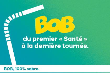Les assureurs soutiennent BOB pendant la saison des festivals