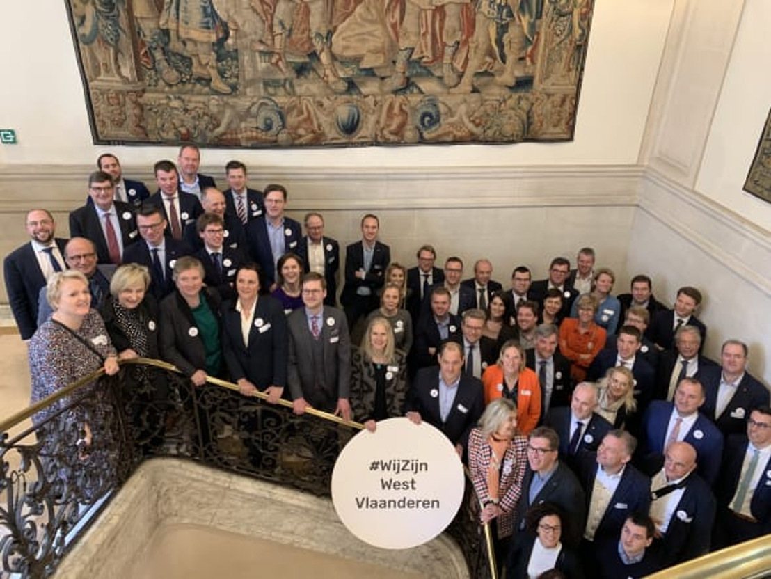 West-Vlaanderen bundelt krachten