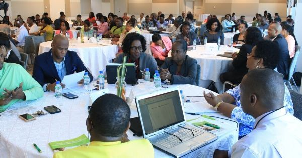 Preview: [MEDIA ALERT] Second Higher Education Meeting of the OECS
