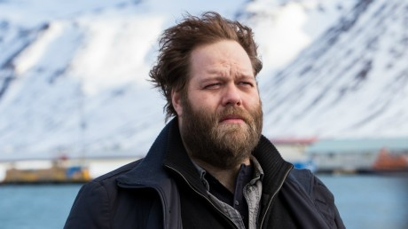 Trapped:  Andri Olafsson (Ólafur Darri Ólafsson) - (c) Lumière Publishing