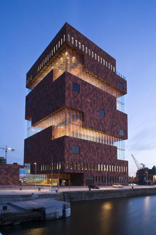 MAS ©Sarah Blee - Neutelings Riedijk Architecten
