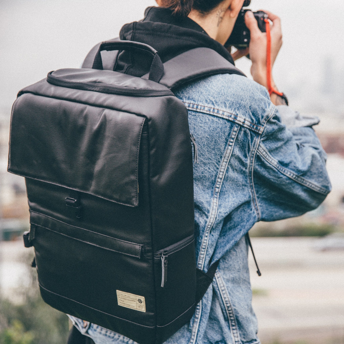HEX Brand Releases DSLR and Mirrorless Camera Bag Collections In New Raven And Geo Camo Colorways