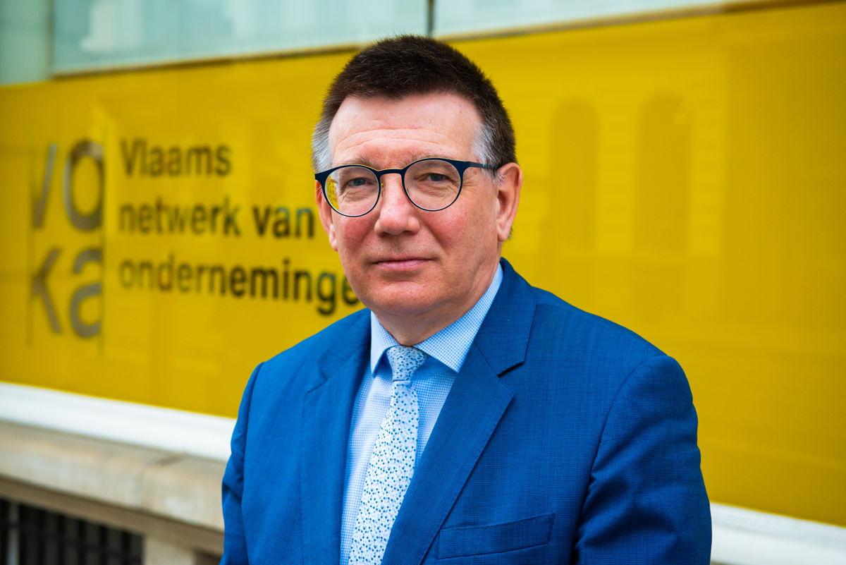 Hans Maertens, gedelegeerd bestuurder Voka vzw
