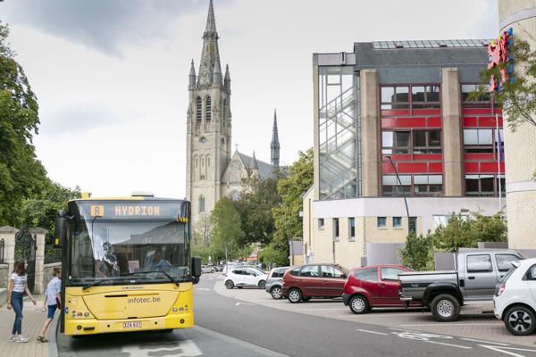 Preview: Un bus toutes les heures le samedi entre Arlon, Aubange et Virton à partir du 5 octobre.