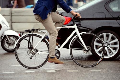 Le vélo de plus en plus populaire