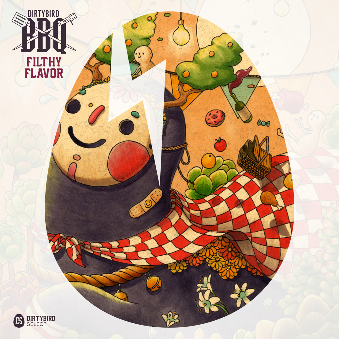 Claude VonStroke Unleashes Filthy Flavors Compilation via DIRTYBIRD Select