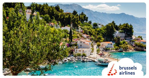 Preview: Zadar et Split, de nouvelles destinations Brussels Airlines
