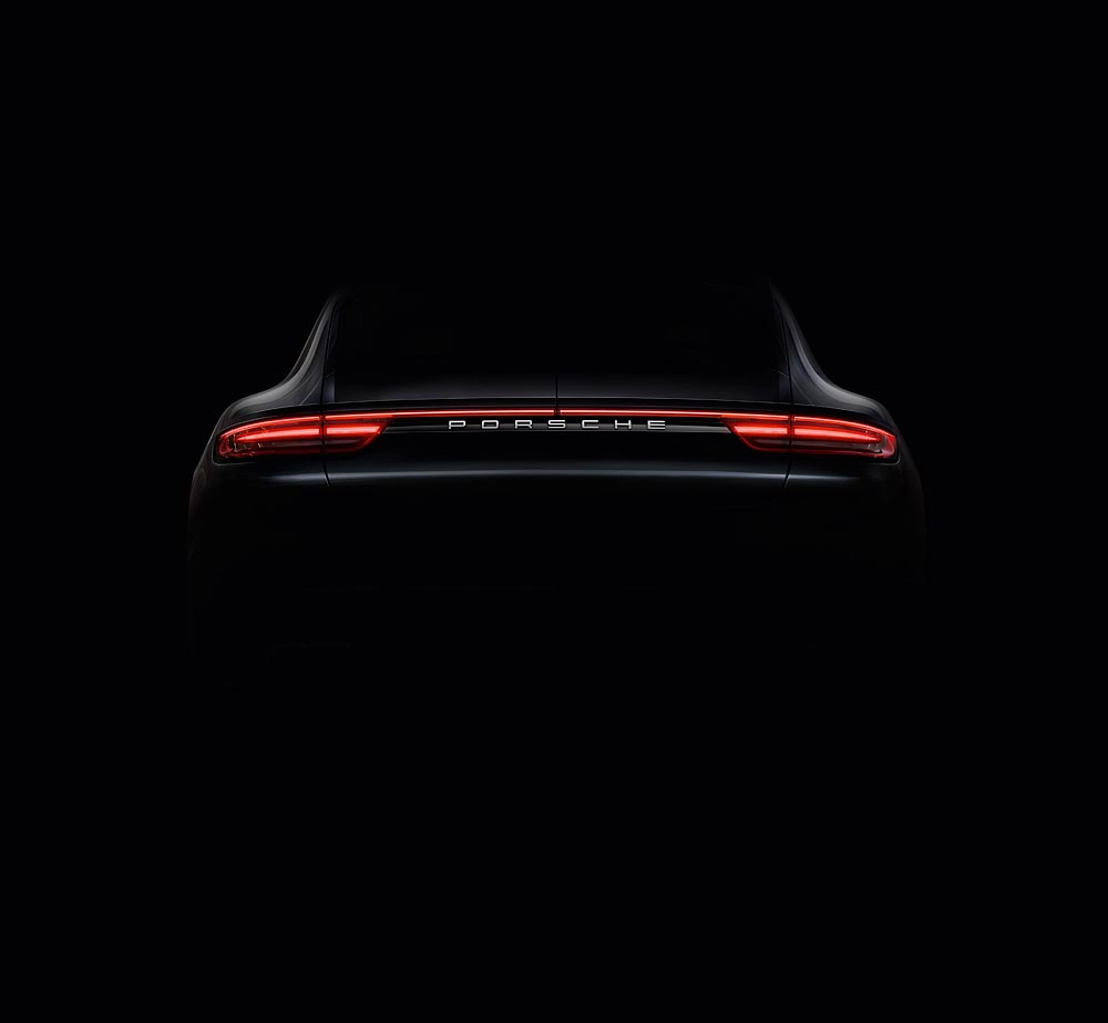 Porsche premiere on the Internet