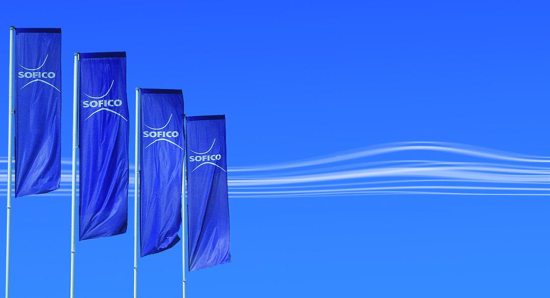 Omzet en personeelsbestand Sofico bereiken nieuwe hoogtes in 2015