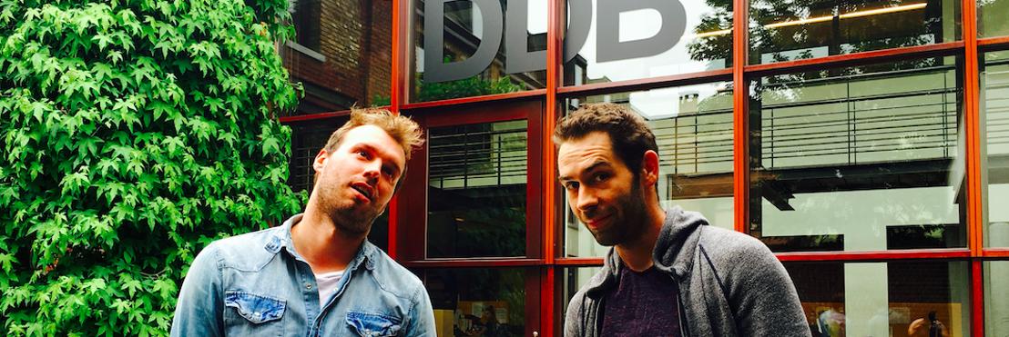 Ralf De Houwer en Jonas Caluwé ruilen Deutsch LA voor DDB Brussels