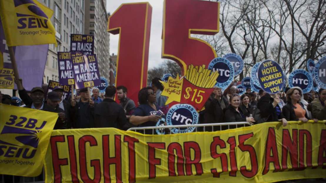'Fight for $15' heads to Annapolis, as General Assembly considers bill to raise minimum wage