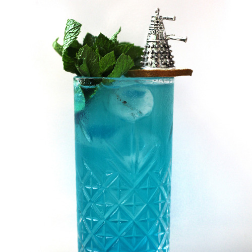 'The Doctor's Order', dé DOCTOR WHO-cocktail