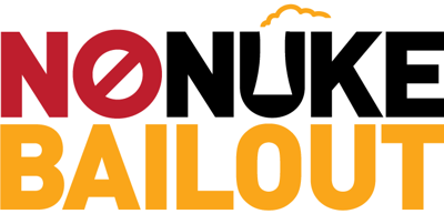 Citizens Against Nuclear Bailouts press room Logo