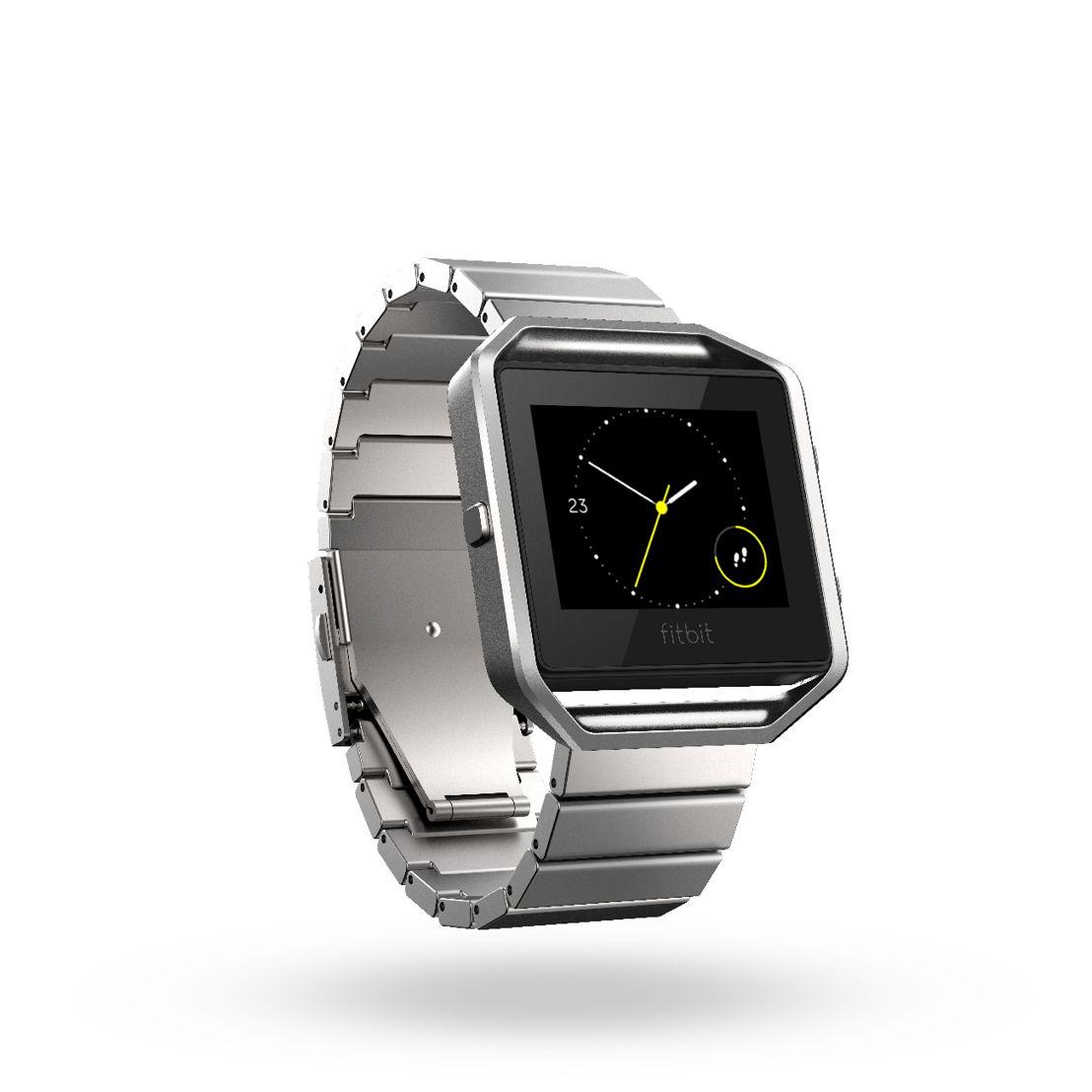 Fitbit Blaze - metal - €239,95