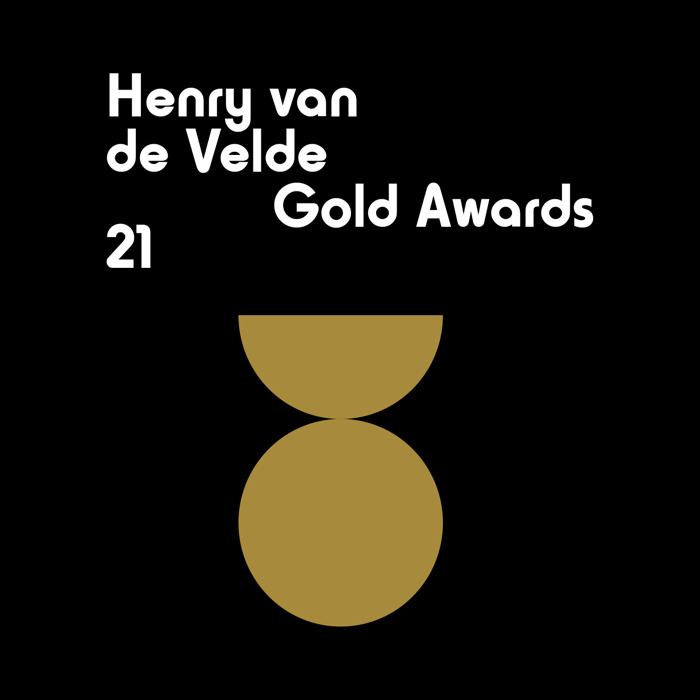 Preview: Press info: These are the 12 Henry van de Velde Gold Award winners (Embargo until 05/02 at 5 p.m.).