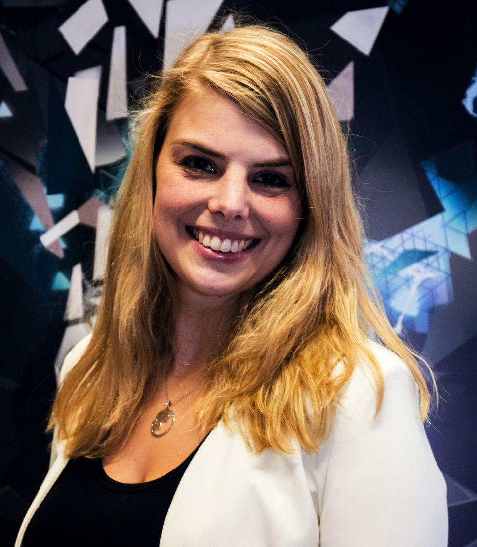 Sandra Hübner, Head of PR
