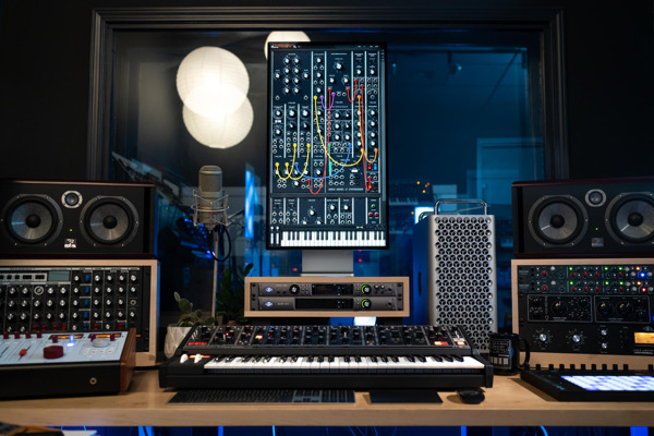 Preview: Moog's Model 15 Modular Synthesizer App Is Now Available for macOS Big Sur