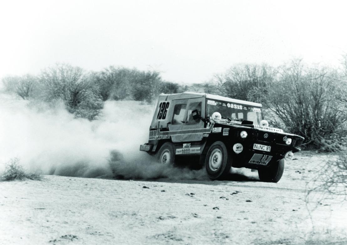 50 ans de Volkswagen Motorsport - Dossier complet