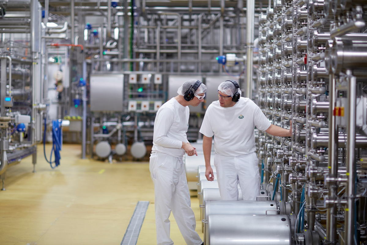 Arla Foods Ingredients is revealing details of its quality and food safety processes.