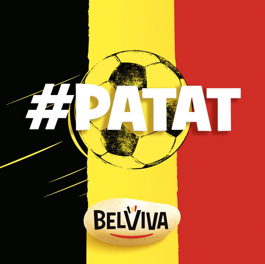 Air en Belviva laten de Belgen er een « Patat » op geven!
