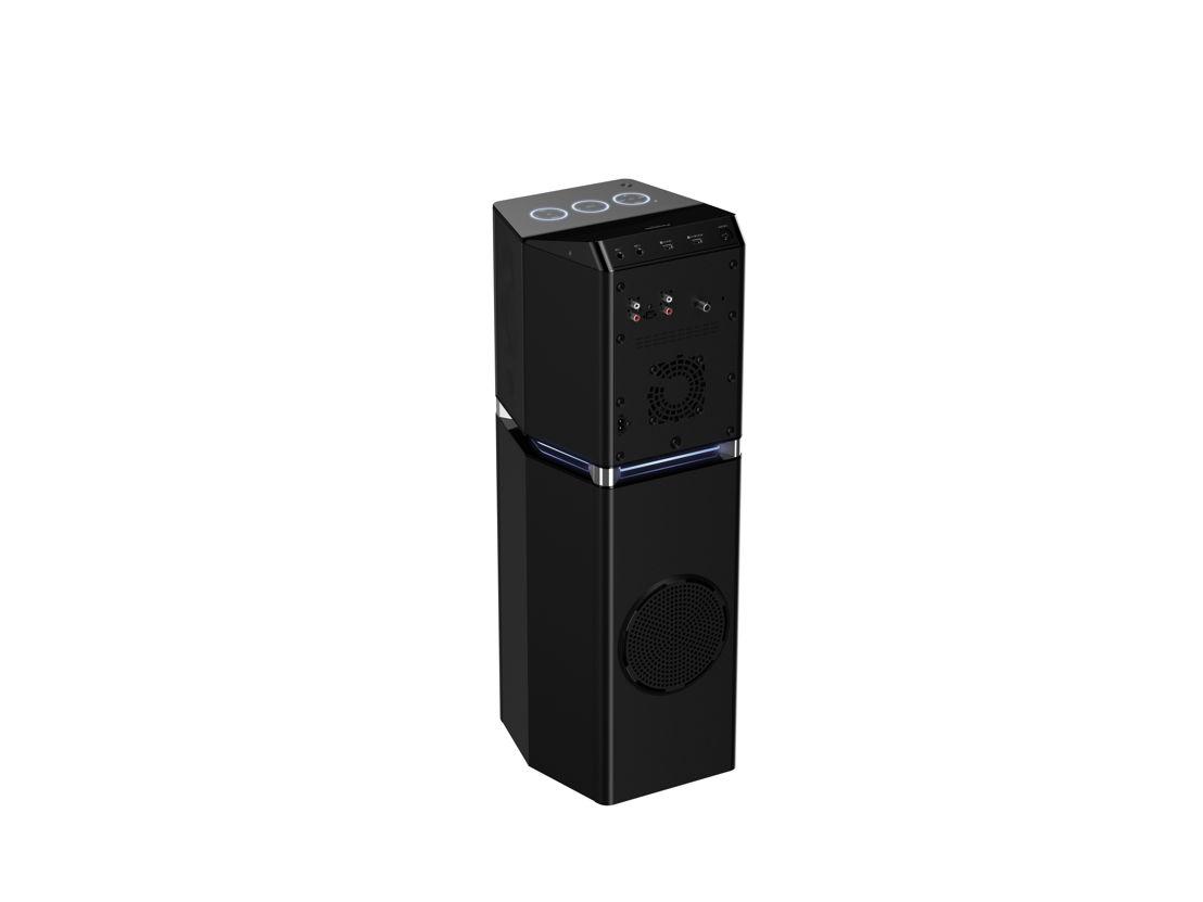 Panasonic Urban Audio SC-UA7 Panel de Conexión