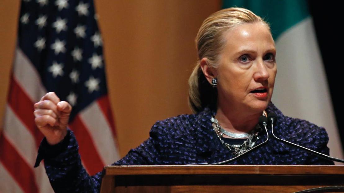 Check-point : Clinton - (c) ZED