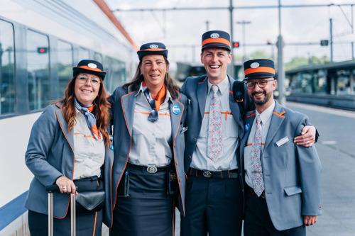 NMBS gaat op zoek naar zo'n 40 nieuwe treinbegeleiders in Oost- en West-Vlaanderen