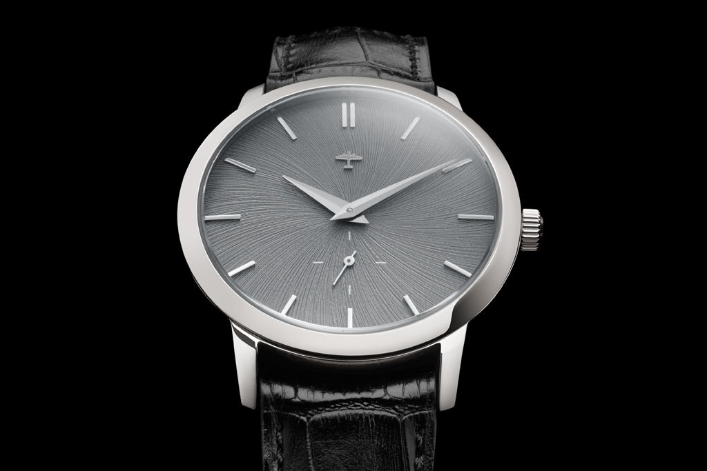 Progeny Stainless - Schist concept dial - 1