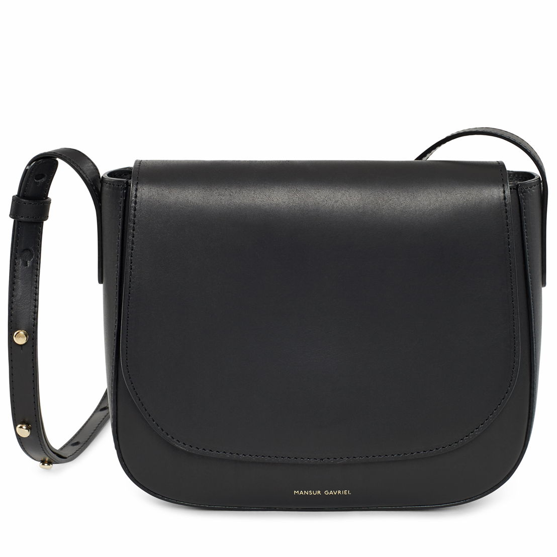 Mansur Gavriel Cross Body Black 515 euro at Graanmarkt 13