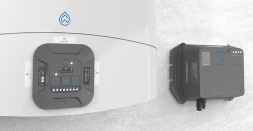 La start-up bruxelloise WANIT lance un chauffe-eau photovoltaïque révolutionnaire