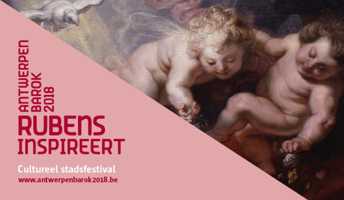 19.05.2018 Antwerpen Barok 2018. Rubens inspireert ook alle kinderen
